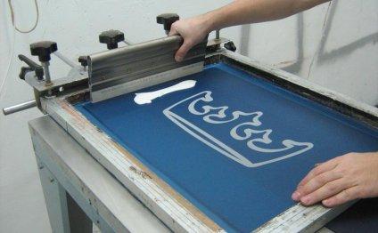 Печать флоком по текстилю