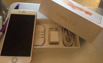 Apple iPhone 64GB 6S Плюс