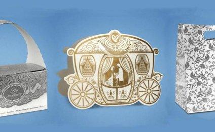Коробочка для свадебного