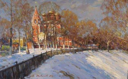 Ярославль. Церковь Михаила