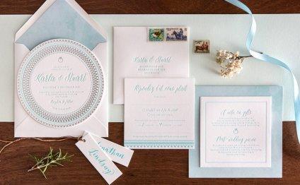 Свадебные приглашения 2016: